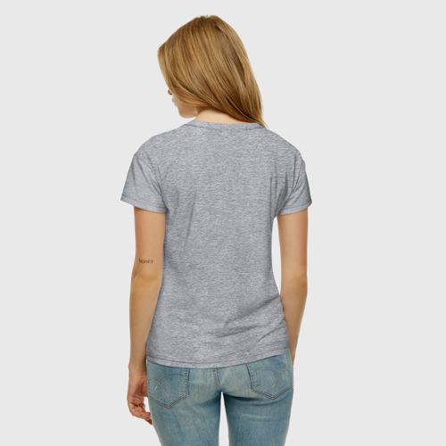 Женская футболка хлопок Медсестра В Маске (Ретро) Фото 01