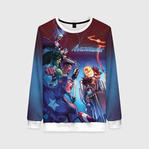 Avengers & Cosmic Ghost Rider