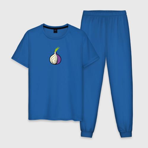 Мужская пижама хлопок Tor Browser Фото 01