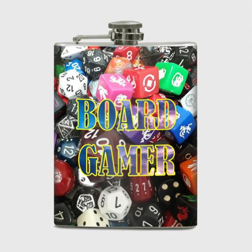 Фляга Board Gamer   Настольщик Фото 01