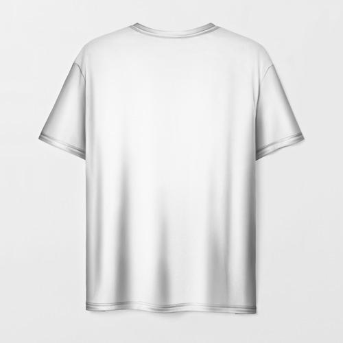 Мужская футболка 3D Инопланетный Преступник Фото 01