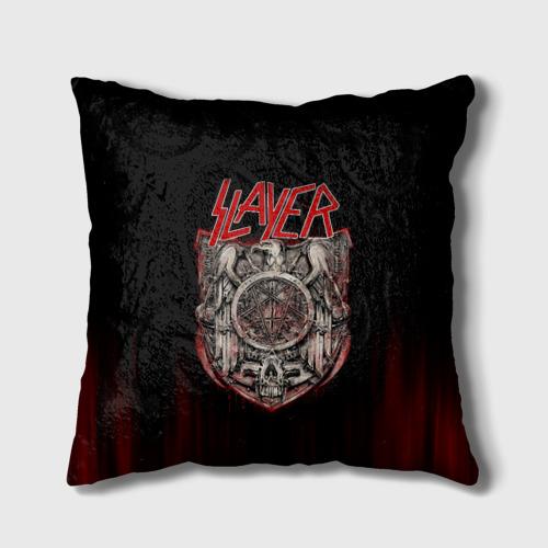 Подушка 3D Slayer Фото 01