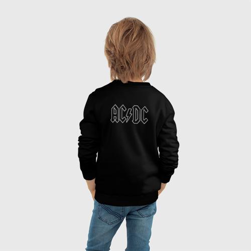 Детский свитшот 3D AC/DC: Angus Young Фото 01