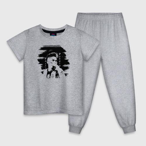 Детская пижама хлопок Paulo Dybala soccer player Фото 01