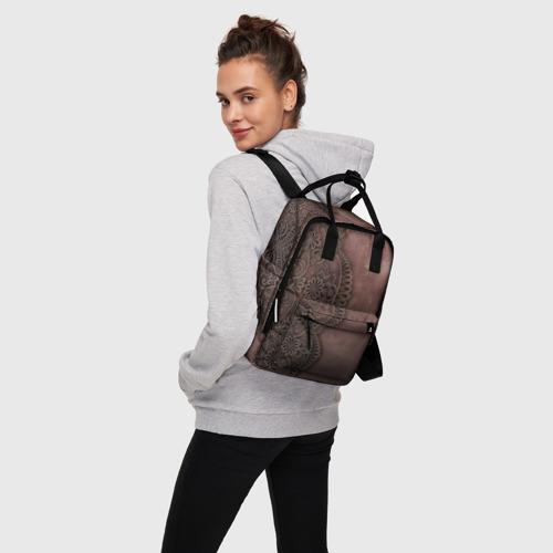 Женский рюкзак 3D Lace, Pattern Фото 01
