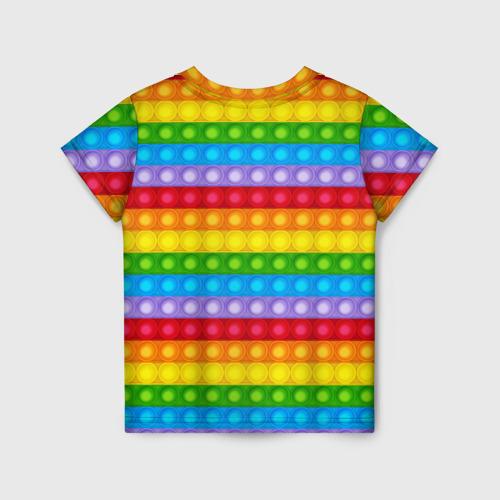 Детская футболка 3D Pop It Фото 01