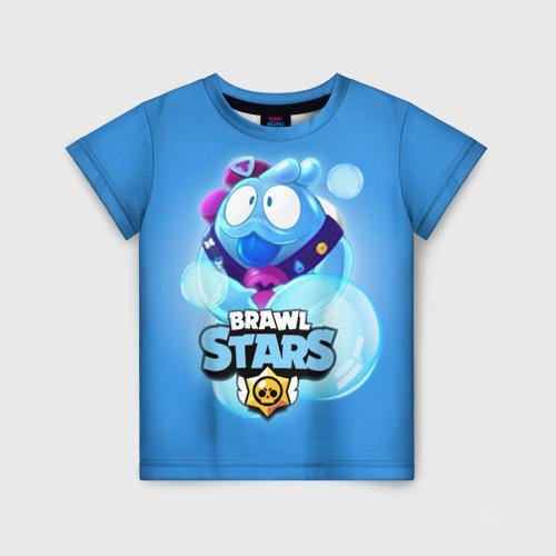 Детская футболка 3D SQUEAK Скуик бравл  Фото 01