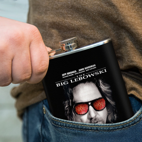Фляга The Big Lebowski Фото 01