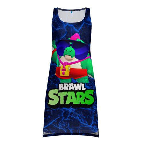 Платье-майка 3D Базз Buzz Brawl Stars Фото 01