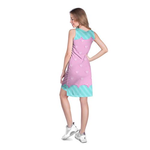 Платье-майка 3D Милый кактус Фото 01
