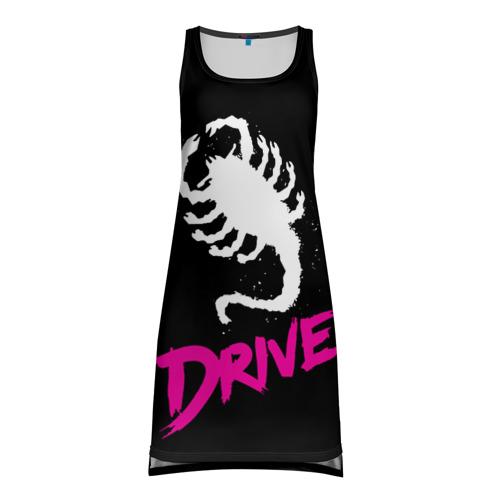 Платье-майка 3D Драйв / Drive Фото 01