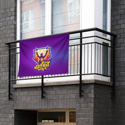Флаг-баннер Knockout City Фото 01