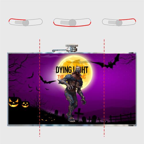 Фляга Dying light зомби Фото 01