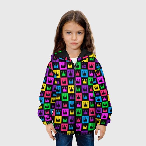 Детская куртка 3D Король Фото 01