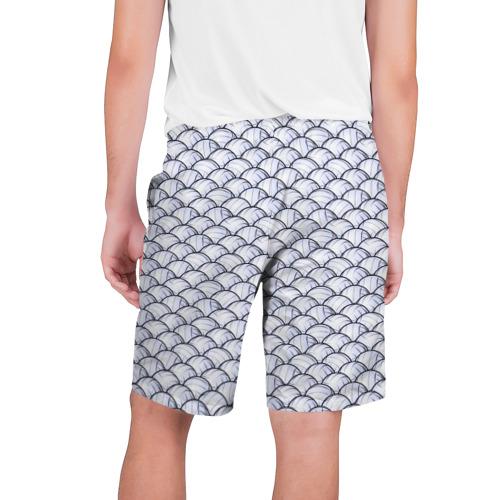 Мужские шорты 3D Волейбольные Мячи Фото 01
