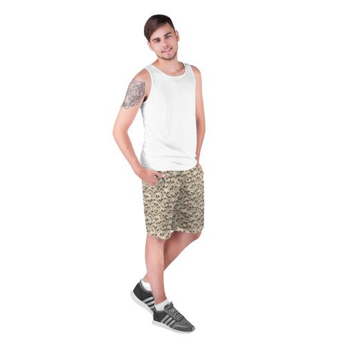 Мужские шорты 3D Черепа Фото 01