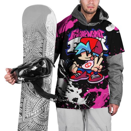 Накидка на куртку 3D Boyfriend Фото 01
