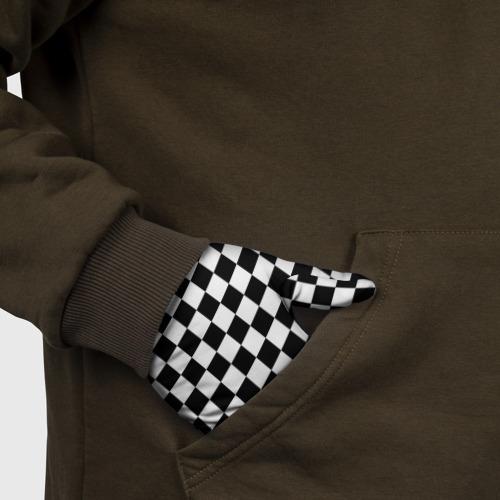 Перчатки 3D Шахматист Фото 01