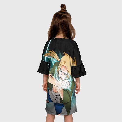 Детское платье 3D Цунаде (Tsunade)   Фото 01