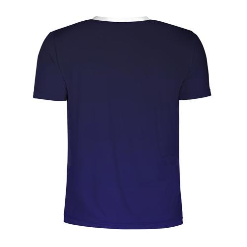 Мужская футболка 3D спортивная Nirvana Neon Фото 01